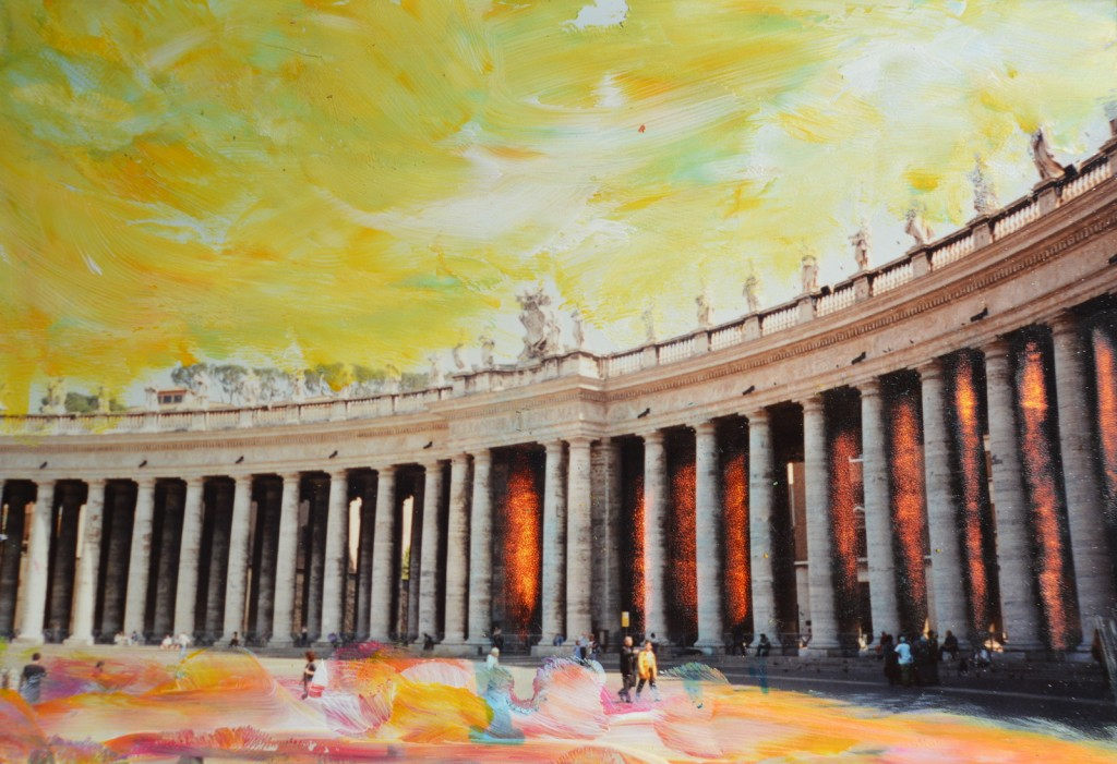 Petersdom Rom, 2013